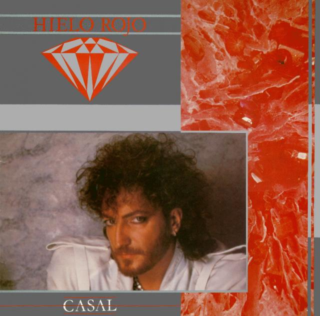 portada del disco Hielo Rojo (edición limitada)