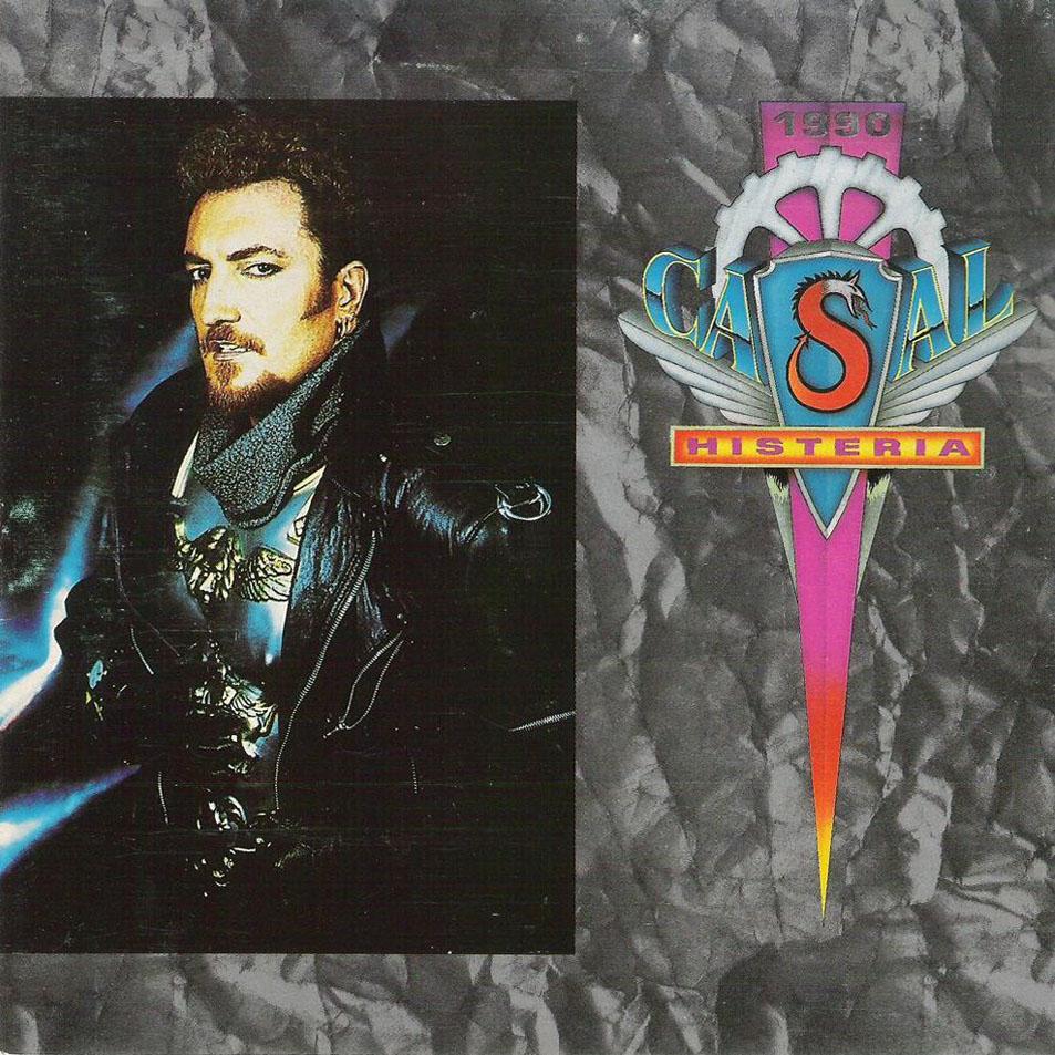 portada del disco 1990 Histeria
