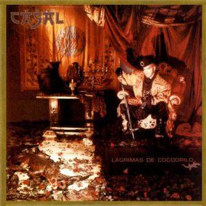 portada del disco Lágrimas de Cocodrilo (edición CD)