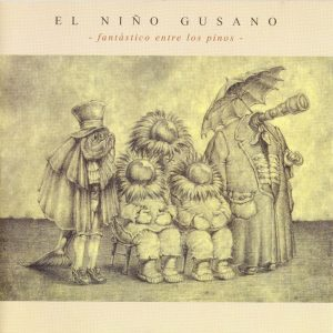 portada del disco Fantástico Entre los Pinos