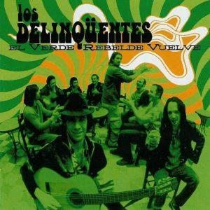 portada del disco El Verde Rebelde Vuelve