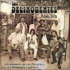 portada del disco Los Hombres de las Praderas y sus Bordones Calientes