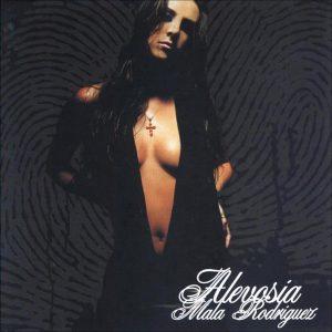 portada del disco Alevosía