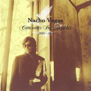 portada del album Canciones Inexplicables 2001 - 2005