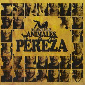 portada del disco Los Amigos de los Animales