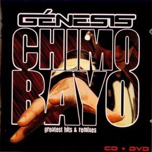 portada del disco Génesis