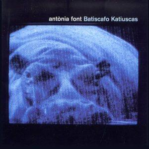 portada del disco Batiskafo Katiuskas
