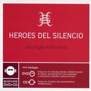 portada del disco Antología Audiovisual