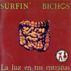 portada del disco La Luz en tus Entrañas (reedición)
