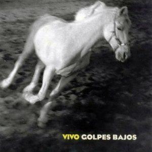 portada del disco Vivo