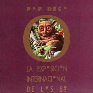 portada del disco La Exposición Internacional de los 80 (reedición)