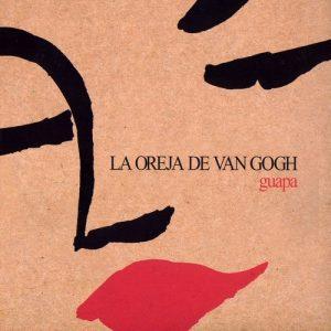 portada del disco Guapa