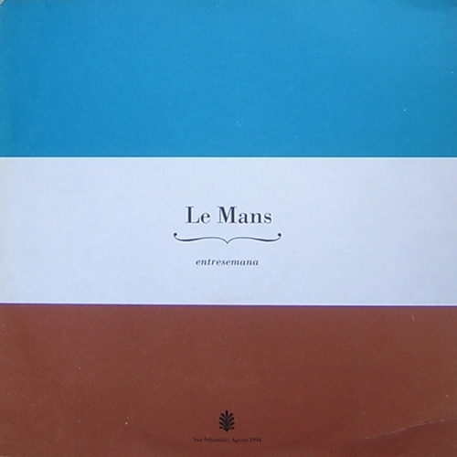 portada del disco Entresemana