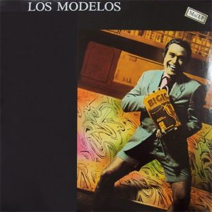 portada del album Los Modelos