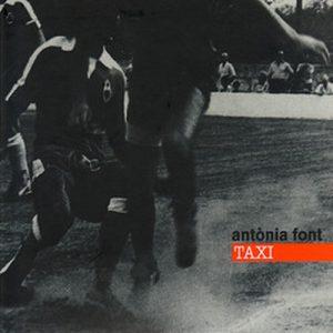 portada del disco Taxi