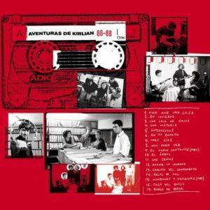 portada del disco 86-88
