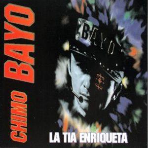 portada del disco La Tía Enriqueta