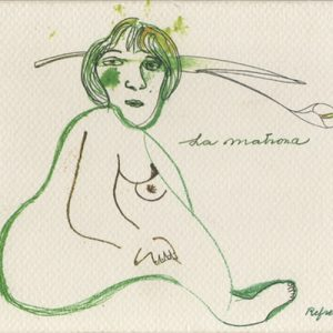 portada del disco La Matrona