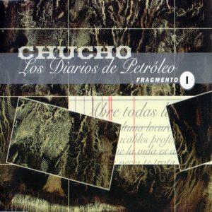portada del disco Los Diarios de Petróleo (Fragmento I)