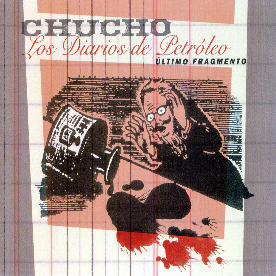 portada del album Los Diarios de Petróleo (Último Fragmento)