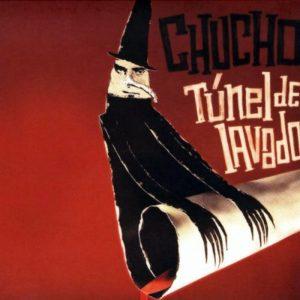 portada del disco Túnel de Lavado