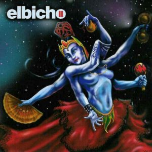 portada del album elbicho II