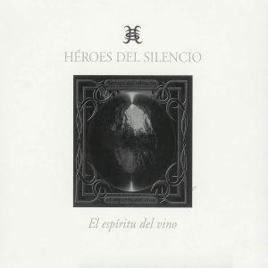 portada del disco El Espíritu del Vino (edición especial)