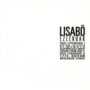 portada del disco Ezlekuak