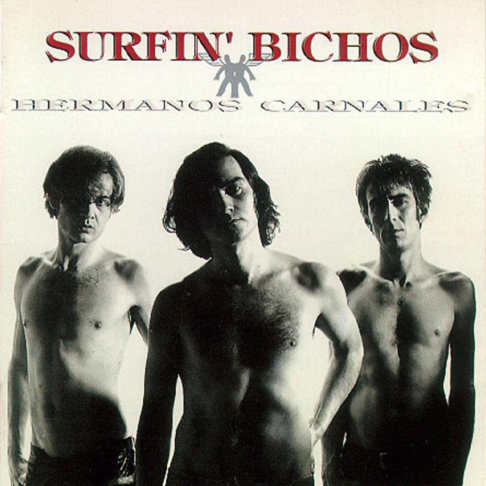 portada del album Hermanos Carnales