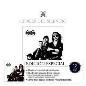 portada del disco Senderos de Traición (edición especial)