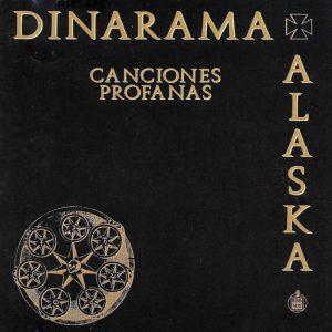 portada del disco Canciones Profanas