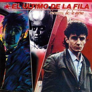 portada del disco Enemigos de lo Ajeno