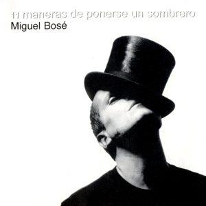 portada del disco 11 Maneras de Ponerse un Sombrero