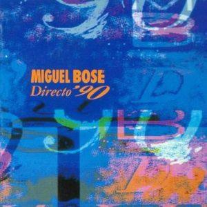portada del disco Directo'90