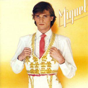 portada del disco Miguel