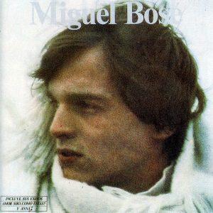portada del disco Miguel Bosé
