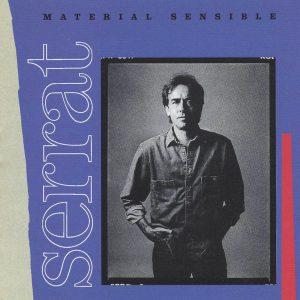 portada del disco Material Sensible