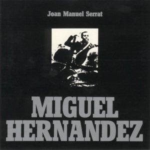 portada del disco Miguel Hernández