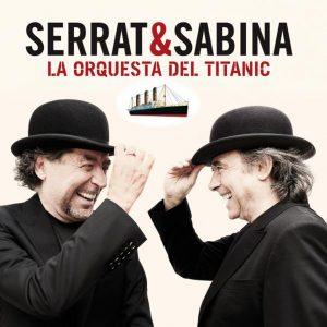 portada del disco La Orquesta del Titanic