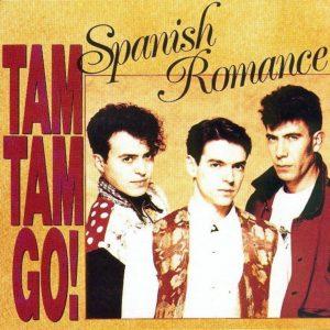 portada del disco Spanish Romance