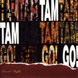 portada del disco Spanish Shuffle