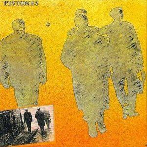 portada del disco Persecución