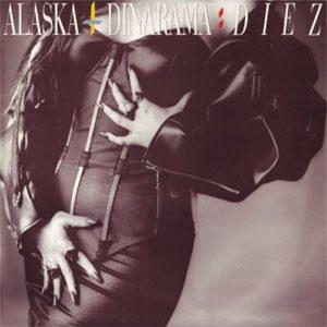 portada del disco Diez (reedición en CD)