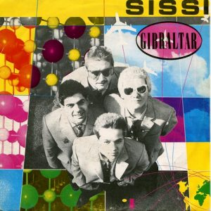 portada del disco Gibraltar