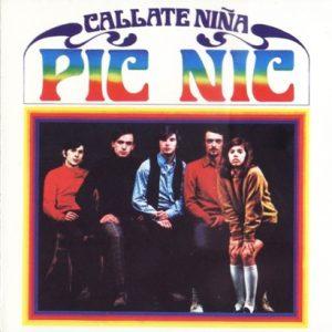 portada del disco Cállate, Niña (reedición)