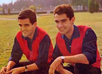 foto del grupo imagen del grupo Dúo Dinámico