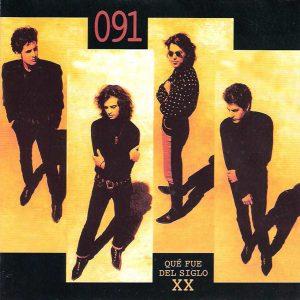 portada del disco Qué Fue del Siglo XX