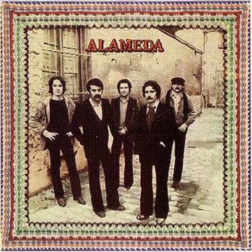 portada del disco Alameda