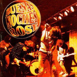 portada del disco Buenas Noches Rose