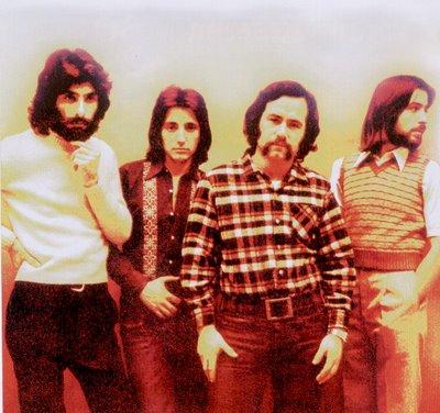 foto del grupo Cánovas, Rodrigo, Adolfo y Guzmán